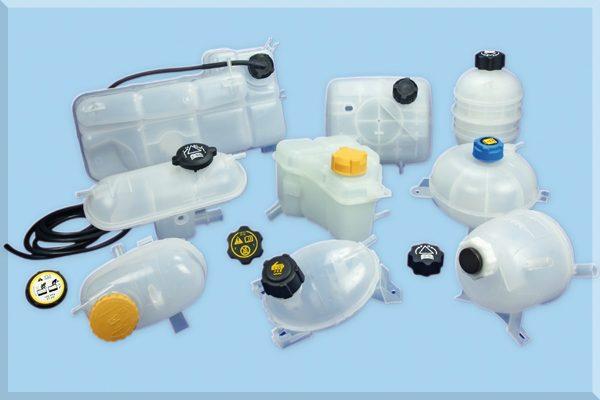 UNIGOM Expansion Tanks and Radiator Caps